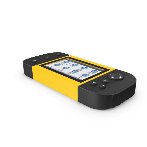 Car Diagnostic Scanner PNG & PSD Images