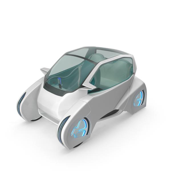 Fictional Automobile: Car Future PNG & PSD Images