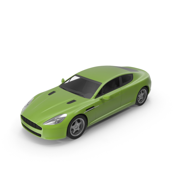 Car Green PNG & PSD Images