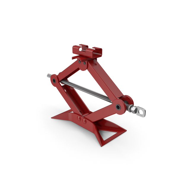 Industrial Equipment: Car Jack PNG & PSD Images