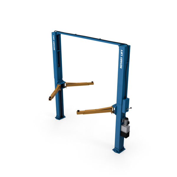 Car Lift Two Post PNG & PSD Images