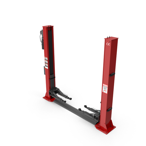 Two Post: Car Lift PNG & PSD Images