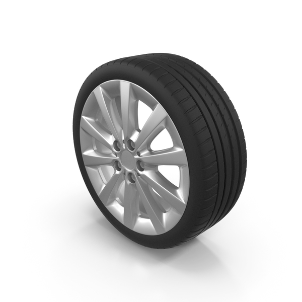 Car Wheel 7 PNG & PSD Images