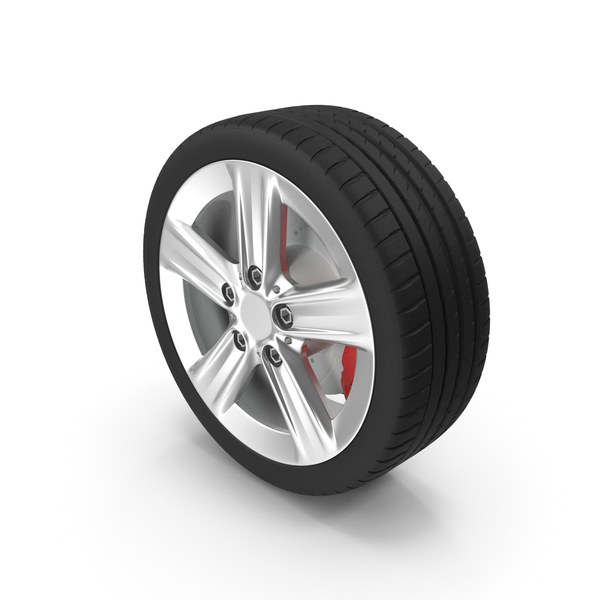 Car Wheel PNG & PSD Images