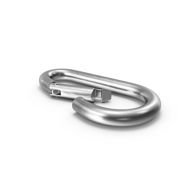 Carabiner Cable Clip PNG & PSD Images