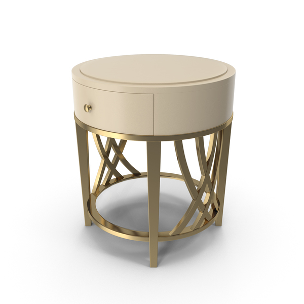 Caracole Adela End table PNG & PSD Images