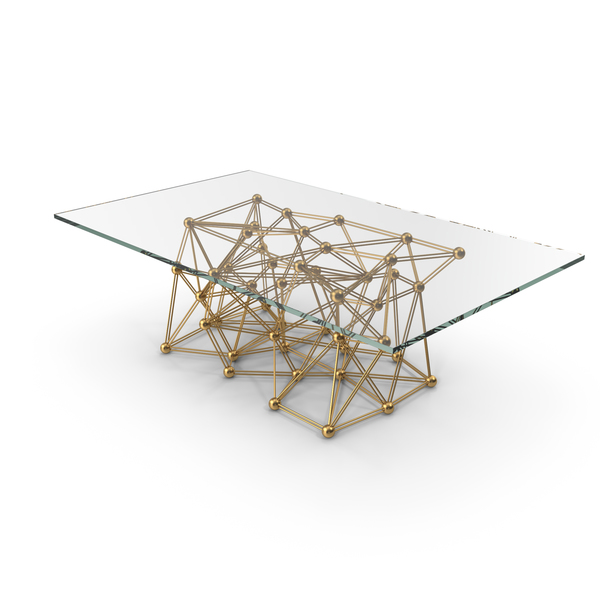 Caracole Contemporary Coffee Table PNG & PSD Images