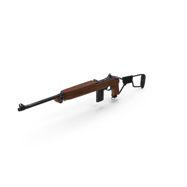 Carbine M1A1 Folding Stock Object