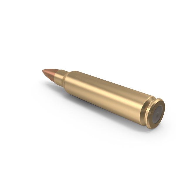 Munitions: Carbine M4A1 Bullet PNG & PSD Images