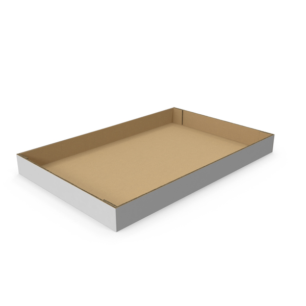 Box: Cardboard Base PNG & PSD Images