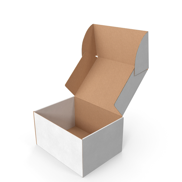 Cardboard Box PNG & PSD Images