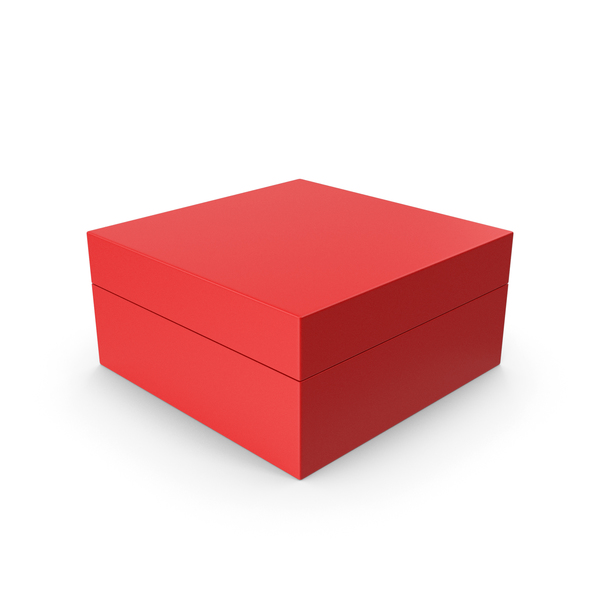 Cardboard Box Red PNG & PSD Images