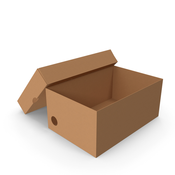 Cardboard Box Small Opened PNG & PSD Images