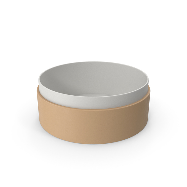 Jewelry: Cardboard Ring Box No Cap PNG & PSD Images