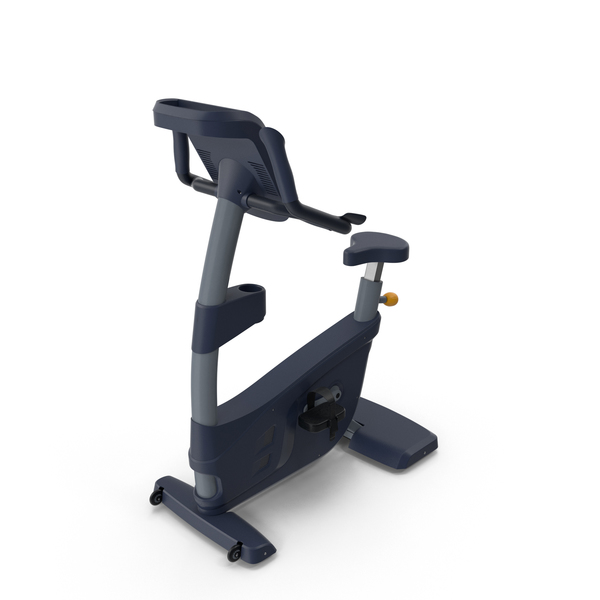 Cardio Machine Upright Bike PNG & PSD Images