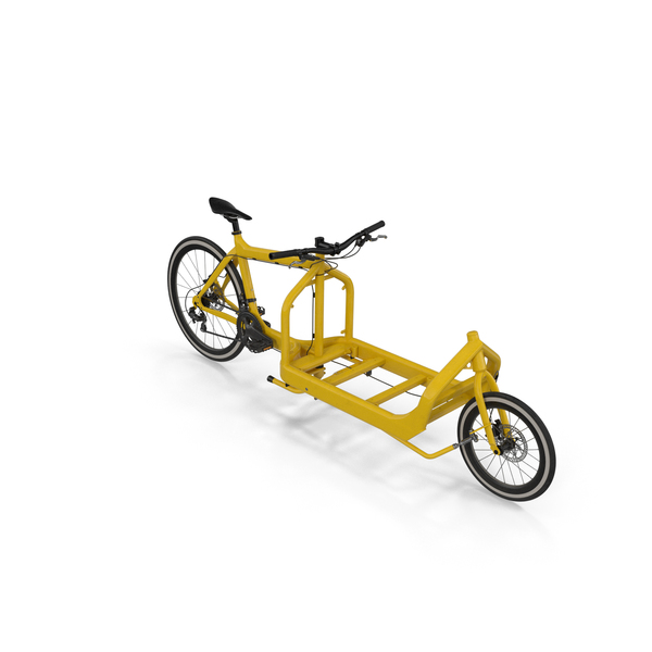 Cargo Bike PNG & PSD Images