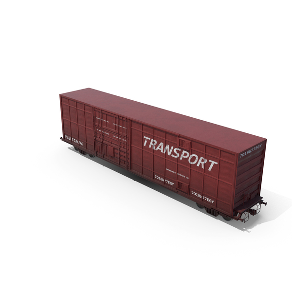 Cargo Carriage PNG & PSD Images