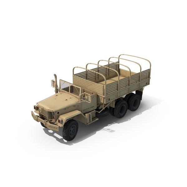 Cargo Truck M35 Desert Object