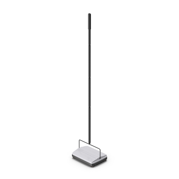 Carpet and Floor Sweeper PNG & PSD Images