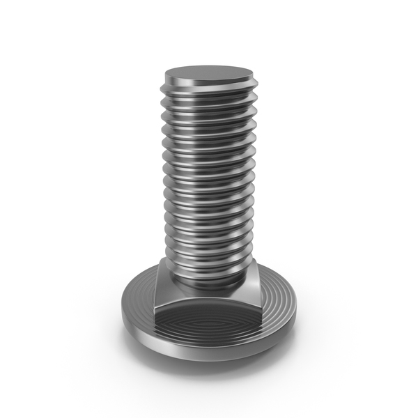 Carriage Bolt PNG & PSD Images