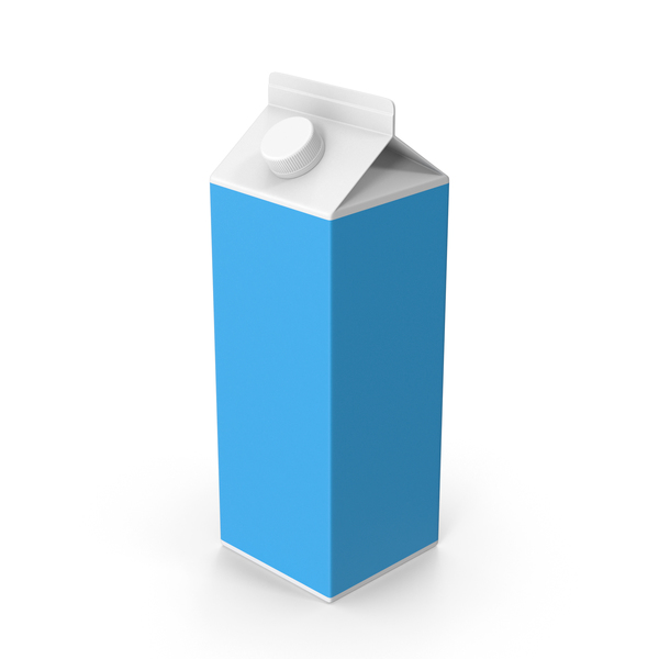 Carton Milk Package PNG & PSD Images