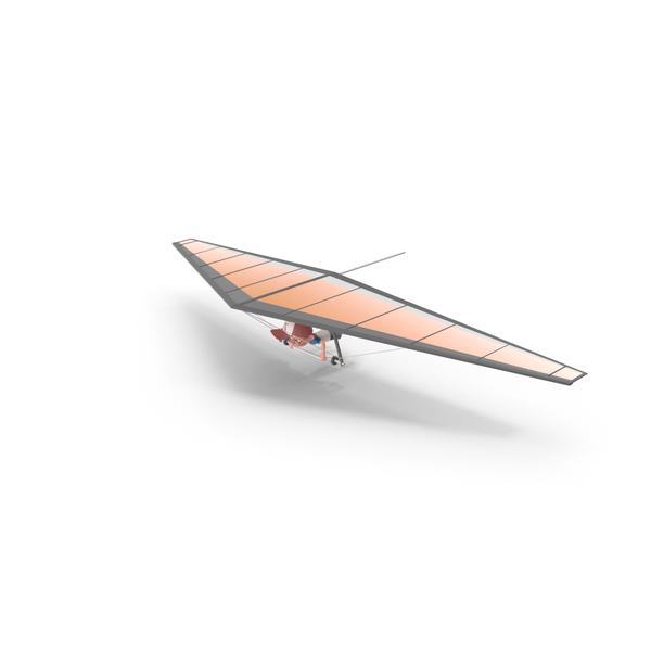 Cartoon Boy Harry Hang Gliding PNG & PSD Images