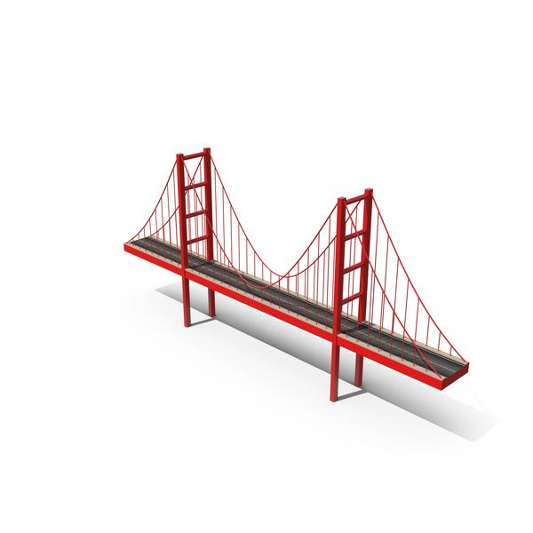 Cartoon Bridge PNG & PSD Images