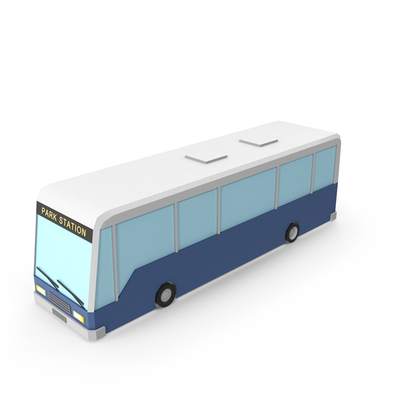 Cartoon Bus PNG & PSD Images