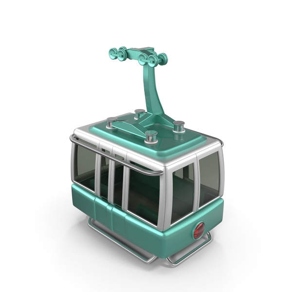 Cartoon Cable Car PNG & PSD Images