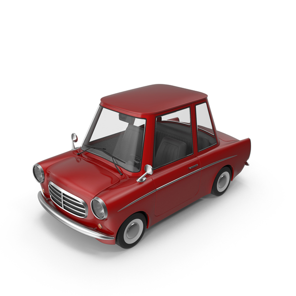 Cartoon Car PNG & PSD Images