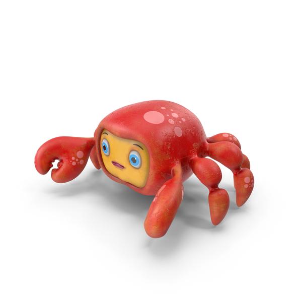 Cartoon Crab PNG & PSD Images