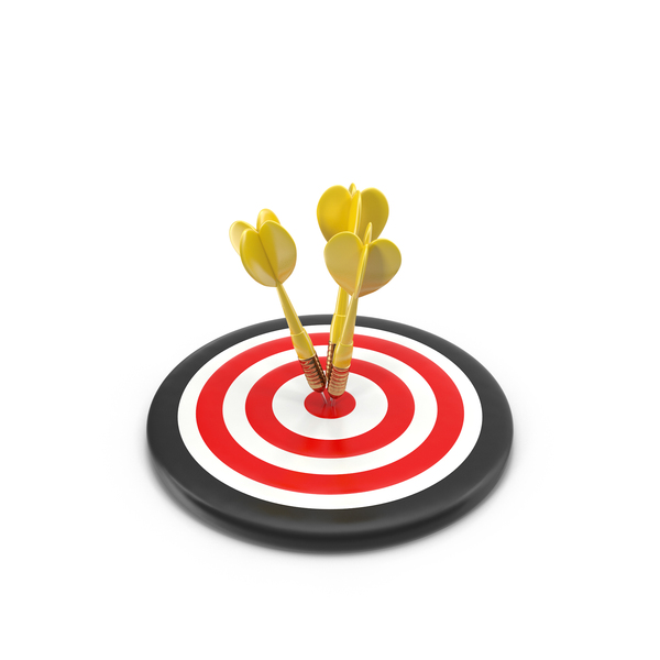 Cartoon Darts PNG & PSD Images