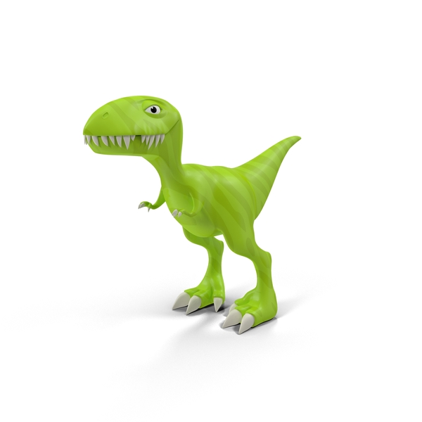Cartoon Dinosaur PNG & PSD Images