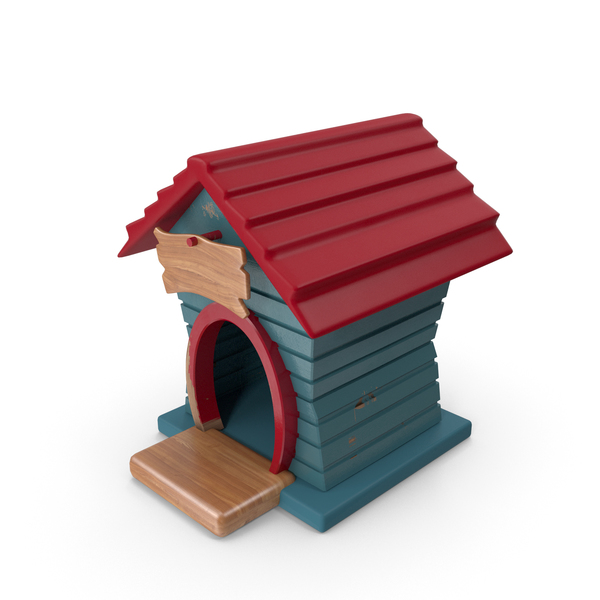 Cartoon Dog House PNG & PSD Images