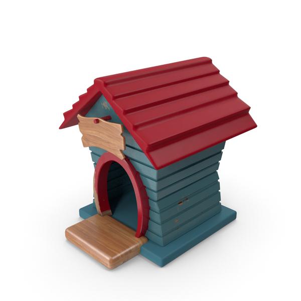 Cartoon Dog House PNG & PSD Images