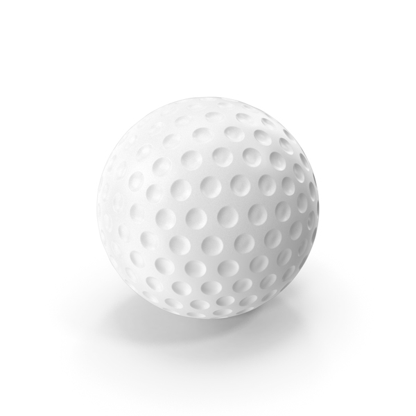 Cartoon Golf Ball PNG & PSD Images