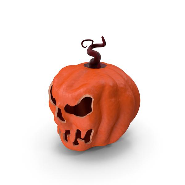 Jack O Lantern: Cartoon Halloween Pumpkin PNG & PSD Images