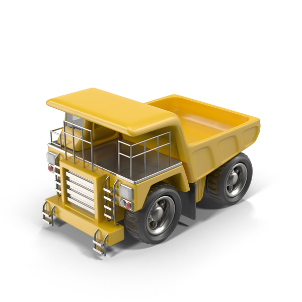 Cartoon Haul Truck PNG & PSD Images