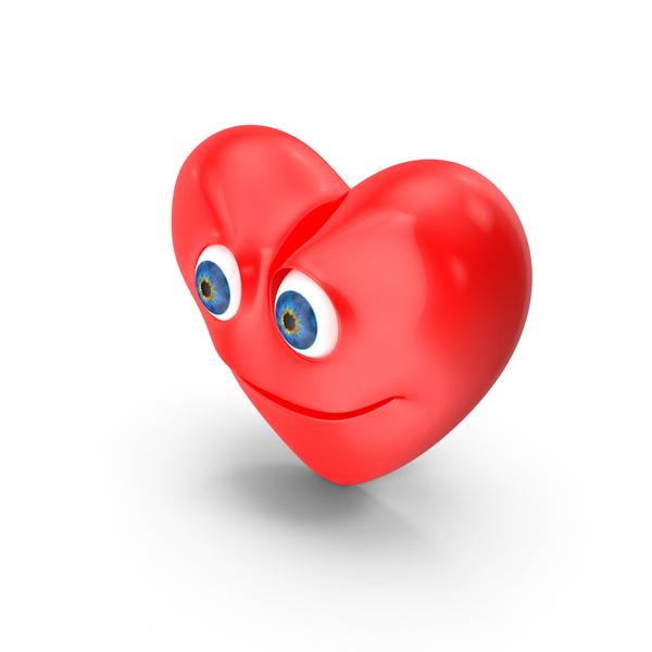 Cartoon Heart PNG & PSD Images