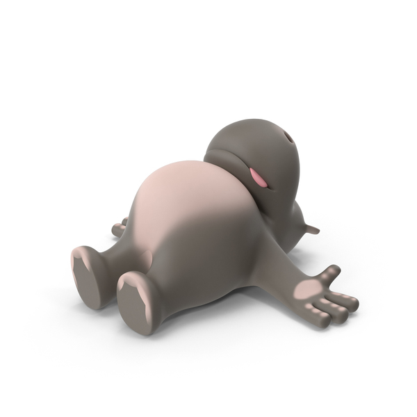 Cartoon Hippo PNG & PSD Images