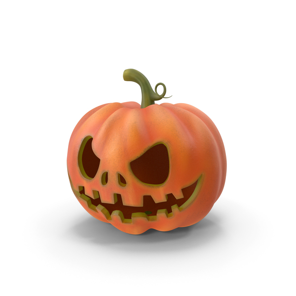 Cartoon Jack o Lantern PNG & PSD Images