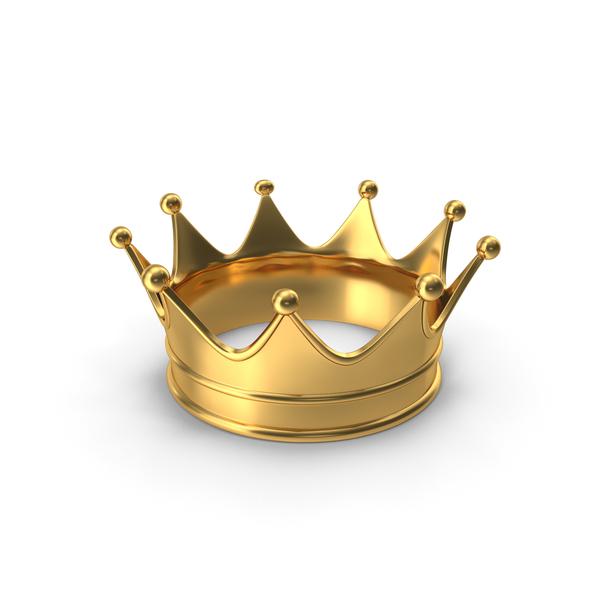 Cartoon King Crown PNG & PSD Images
