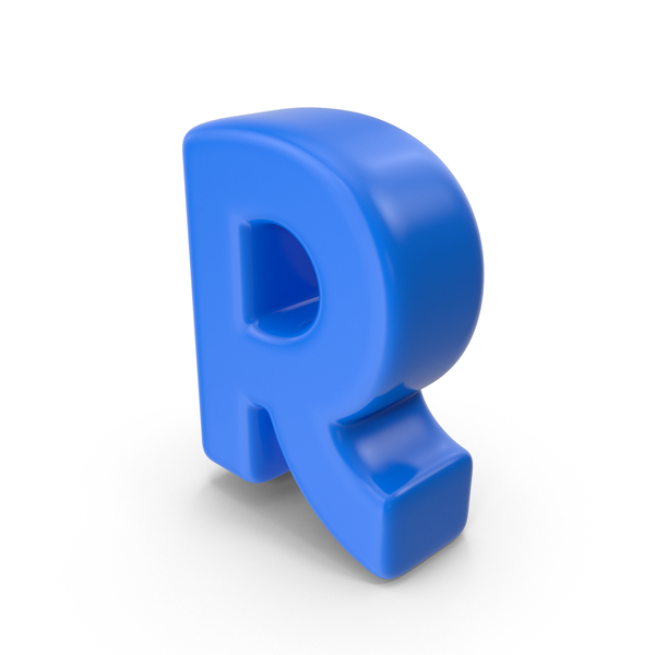 Cartoon Letter R PNG & PSD Images