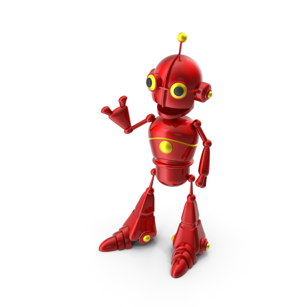 Cartoon Robot PNG & PSD Images