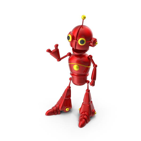 Cartoon Robot PNG & PSD Images