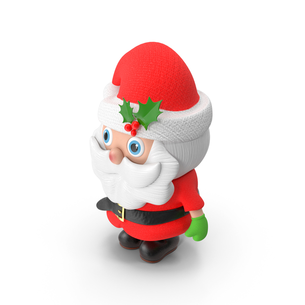Cartoon Santa Claus PNG & PSD Images
