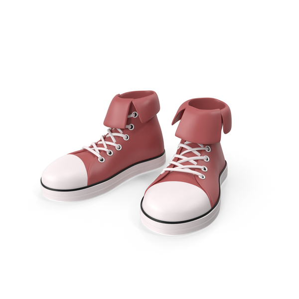 Cartoon Shoes PNG & PSD Images