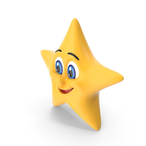 Cartoon Star PNG & PSD Images
