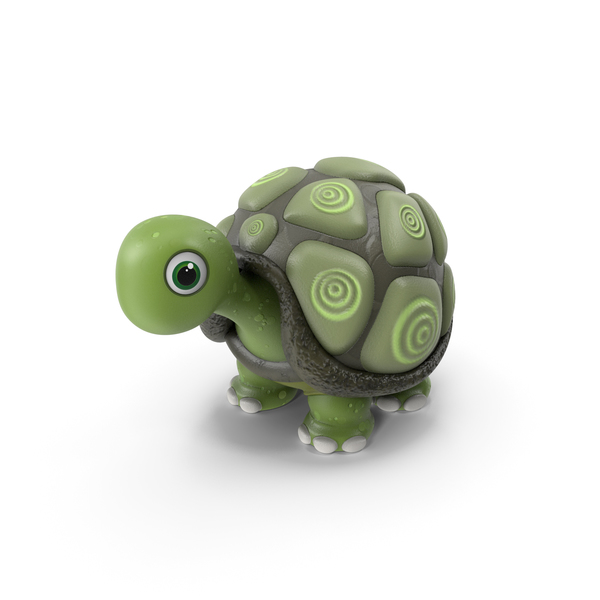 Cartoon Tortoise PNG & PSD Images