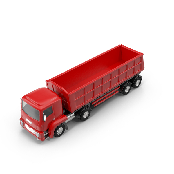 Cartoon Truck PNG & PSD Images